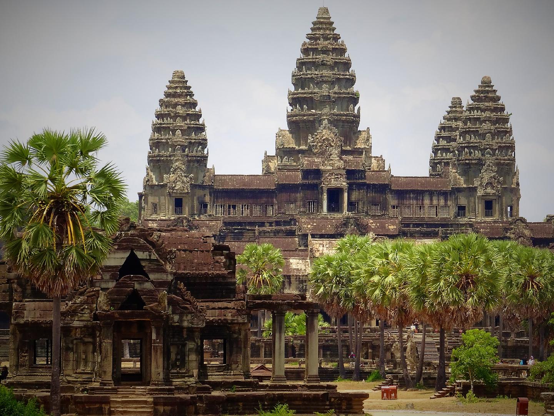 Les joyaux d'Angkor en scooter électrique : Angkor Vat et Ta Prohm