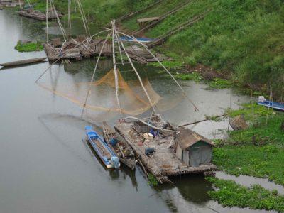 De Kratie à Kampong Cham en longeant le Mékong