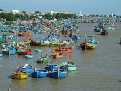 De Mui Ne à Nha Trang