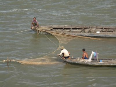 De Phnom Penh à Kampong Cham en longeant le Mékong