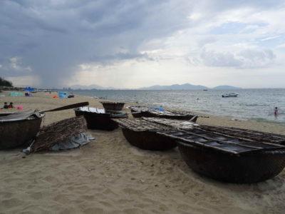 Hoi An et la plage d'An Bang