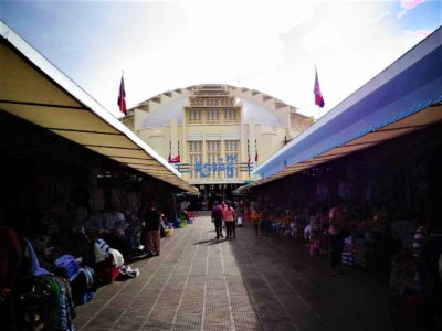 Phnom Penh et ses marchés