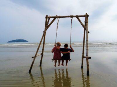 Sihanoukville, entre plage sauvage et modernité