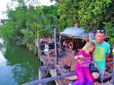 De Sihanoukville à Kampot