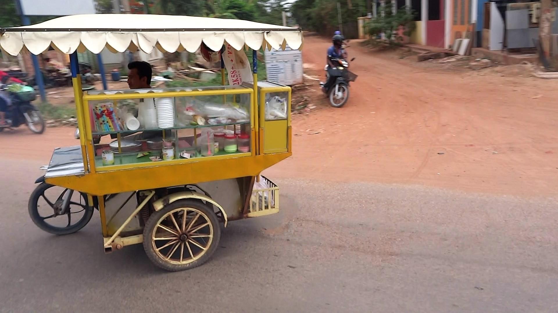 De Siem Reap à Battambang