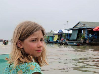 De Battambang à Sihanoukville en passant par le village flottant de Kompong Luong