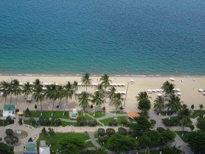 Nha Trang, tranquille à la plage!