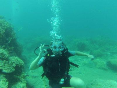 Plongée au large de Nha Trang sur l'île Mun