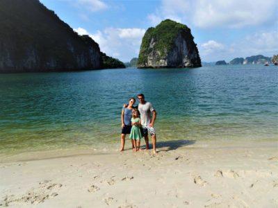 Baie de Ha Long, Jour 3
