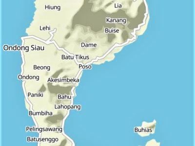 Pulau Siau : organisation de notre séjour sur l'île