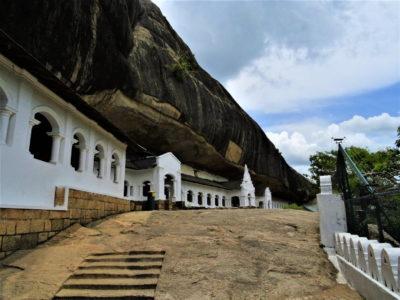 Dambulla et son Rock Temple