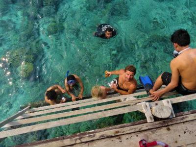 Exploration de Kadidiri et de Barracuda Beach  – îles Togian