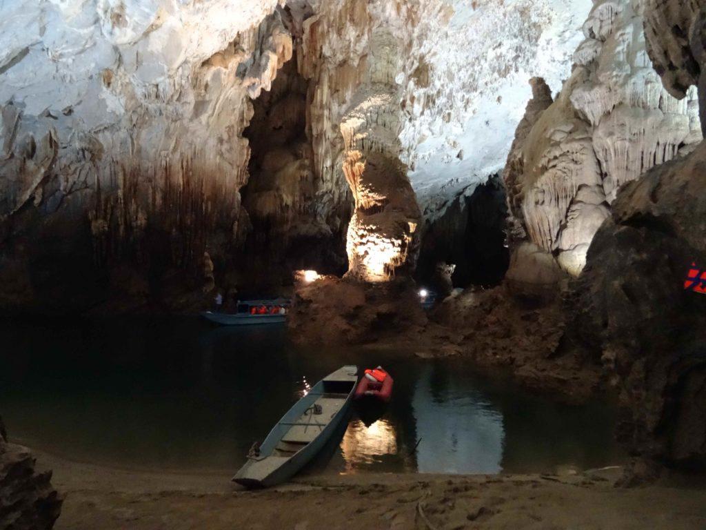 grotte 1 du Parc National de Phong Nha Ké Bang