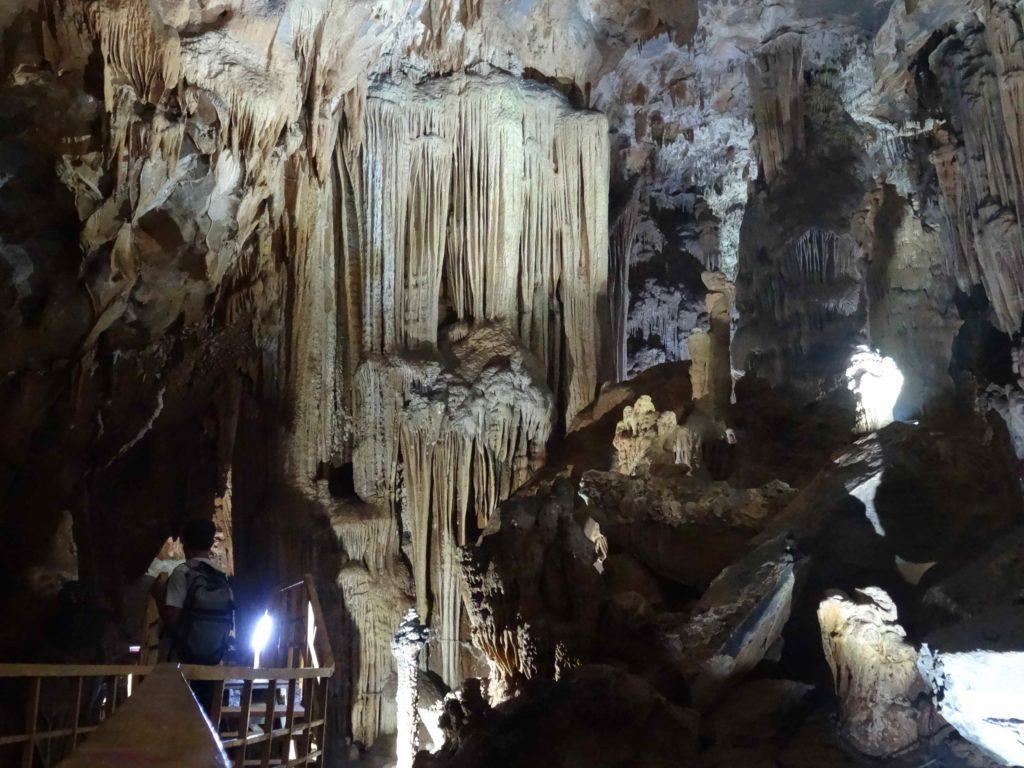 la grotte 2 du Parc National de Phong Nha Ké Bang