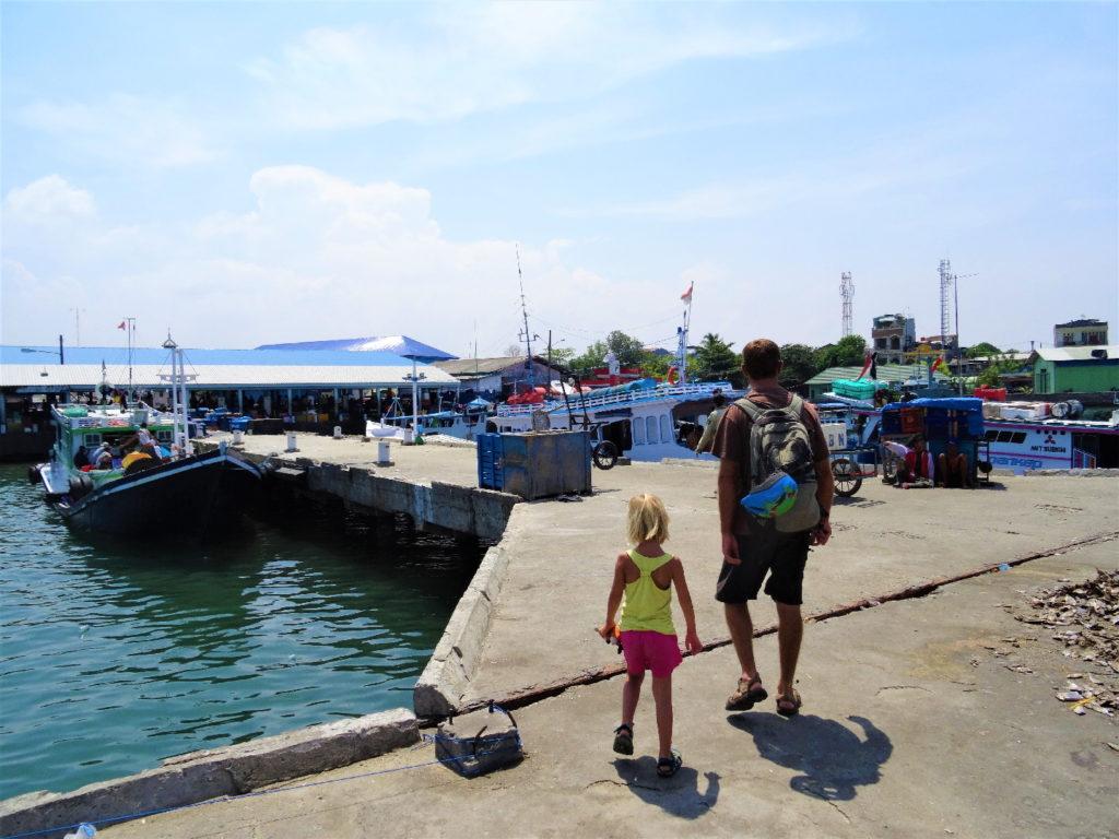 Paotere le vieux port de Makassar