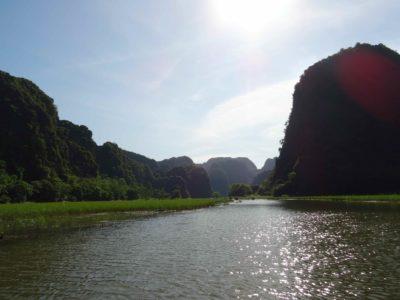 Ninh Binh, la baie d'Halong terrestre, au départ d'Hanoï