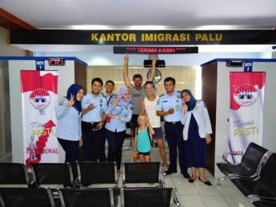 L'obtention d'un Visa à Palu