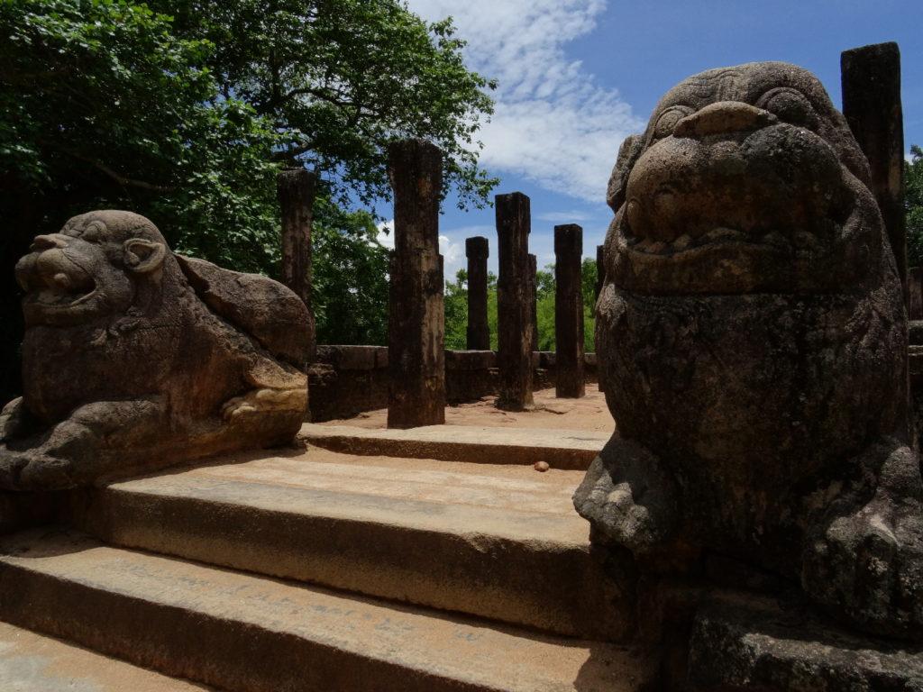 Polonnaruwa, Quadrilatère
