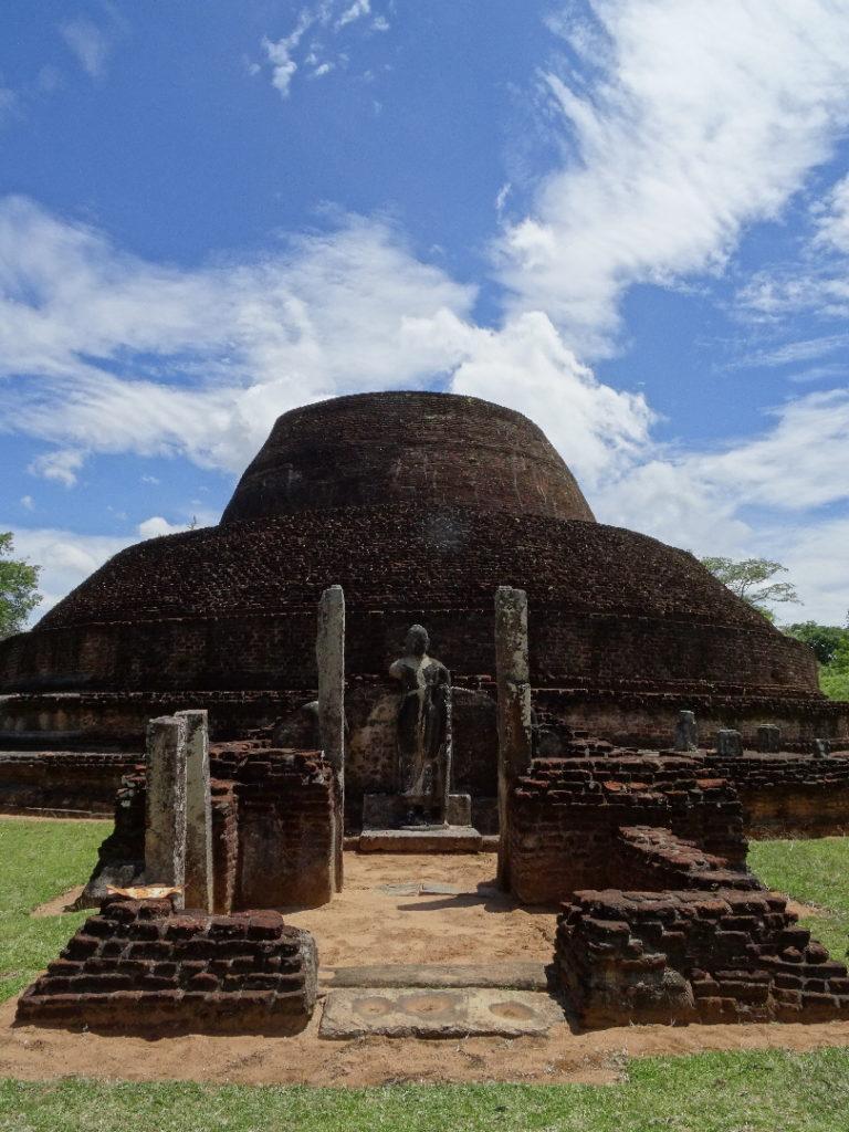 autours du Quadrilatère, Polonnaruwa