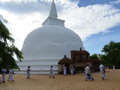 Polonnaruwa, héritages d'une cité ancienne