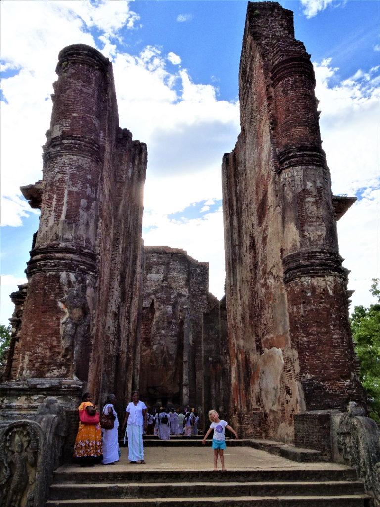 ensemble du Nord, Polonnaruwa