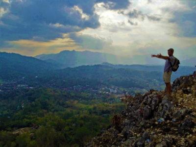 Burake Gunung, Makale, au Pays Toraja