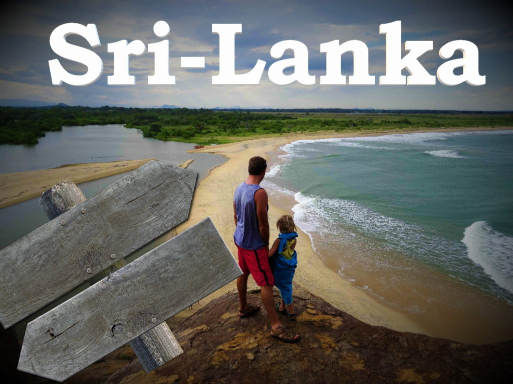 itinéraire sri-lanka
