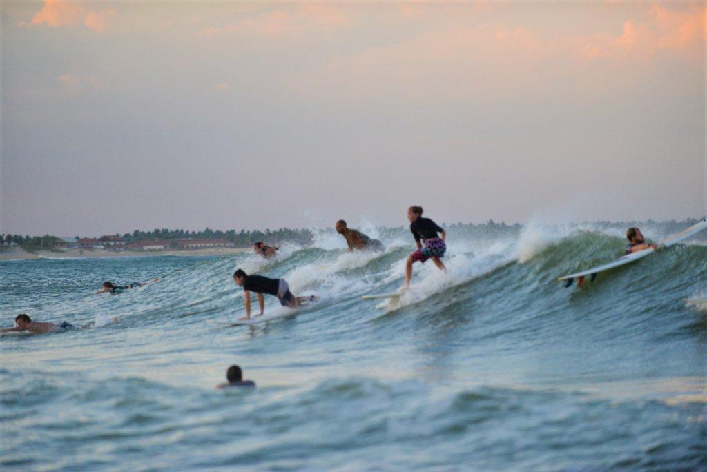 chatoune surf à arugam bay