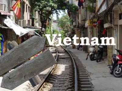 Itinéraires au Vietnam