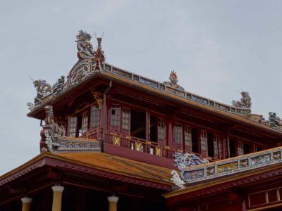 Visite d'Hué, sa citadelle royale et ses alentours