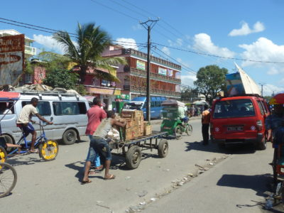 De Tamatave à Foulpointe