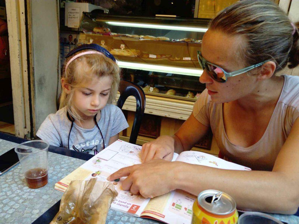 devoirs et goûter à saint-denis de la réunion