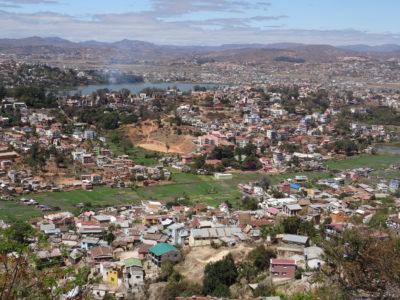 Visite d'Antananarivo, la capitale de Madagascar