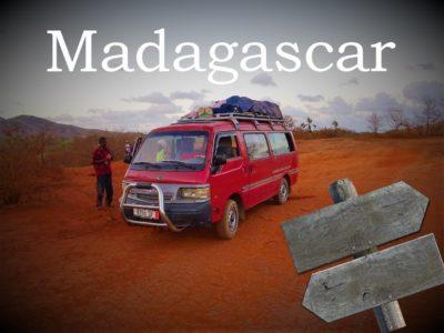 Itinéraires à Madagascar