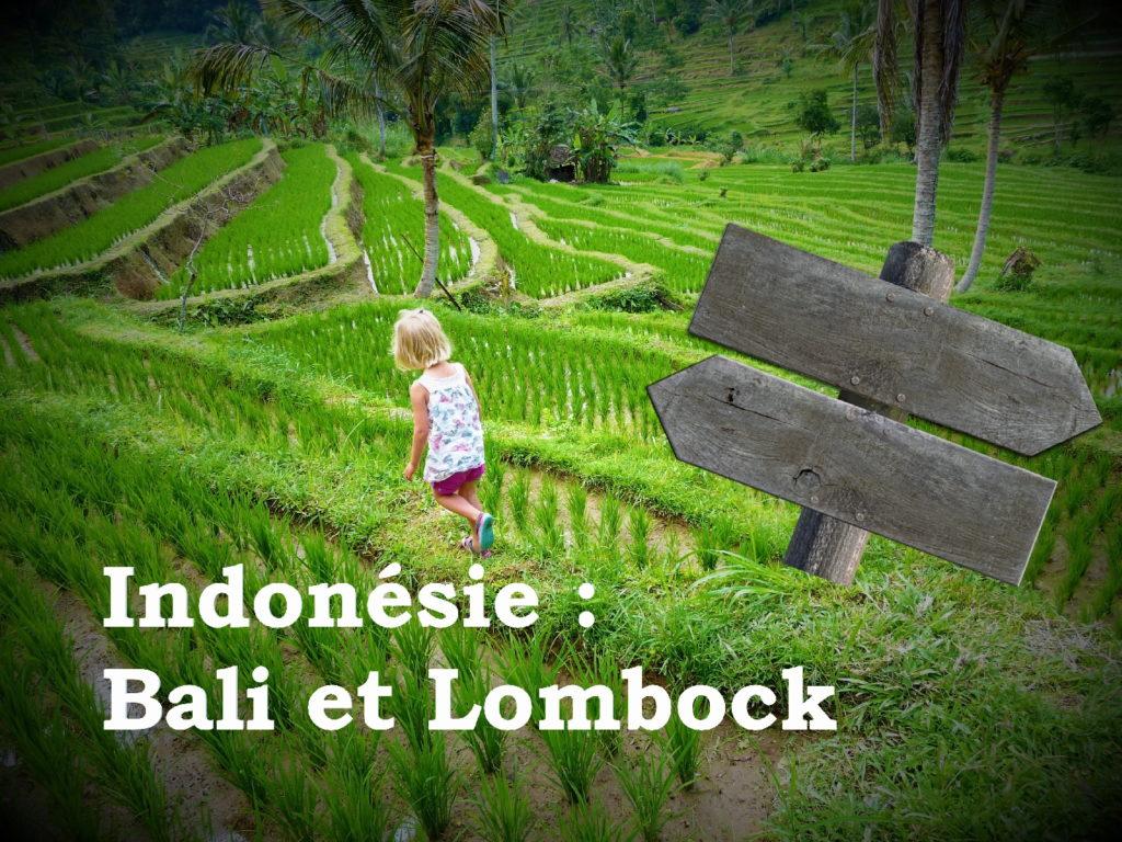 Itinéraire Bali Lombok