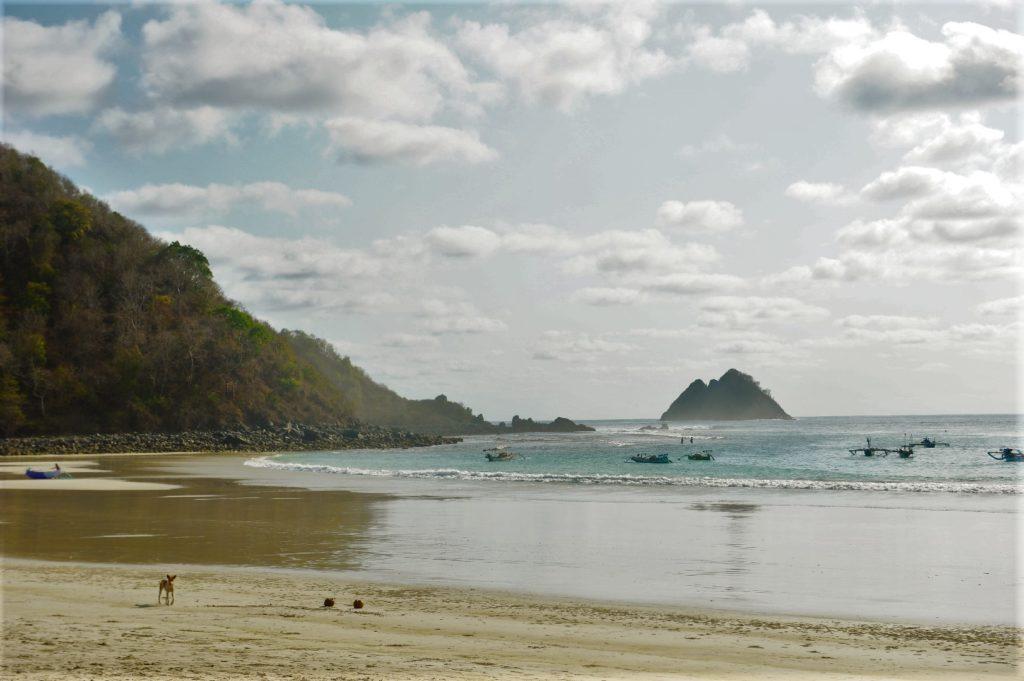plage de Selong Belanka Beach