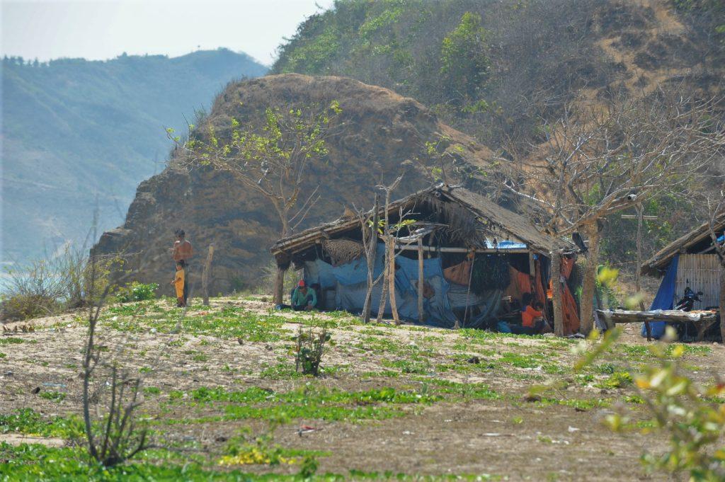 habitation près de kuta lombok