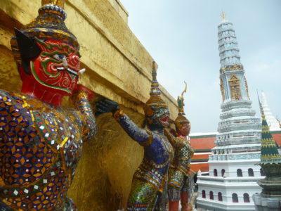Visite de Bangkok, Jour 1