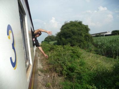 De Bangkok à Kanchanaburi