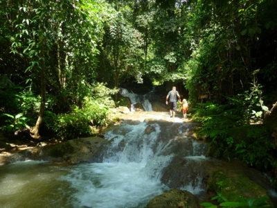 Parc National de Khao Laem, région de Kanchanaburi
