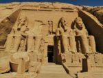 temple d'abou simbel dédié à ramses II