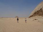 pyramide rhomboïdale à dahchour
